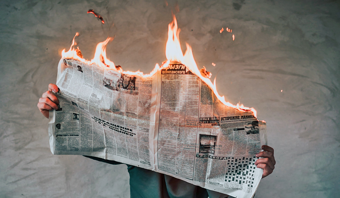 5 Reasons Why Newspapers Have No Future