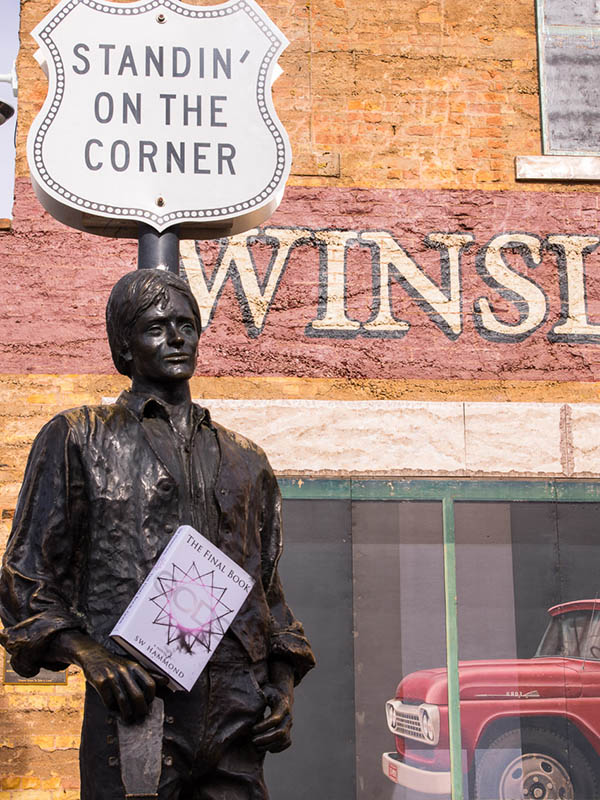 Standing On The Corner Winslow Arizona